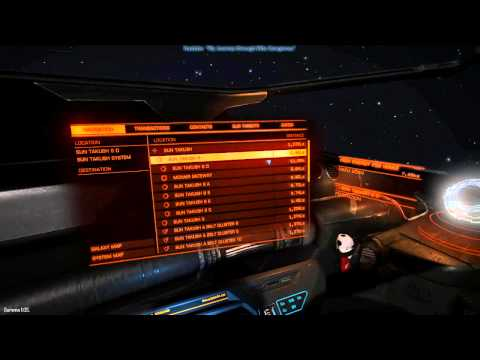 025  Elite Dangerous   Federal Security Service fly by