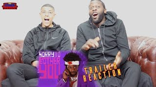 Sorry To Bother You Trailer Reaction