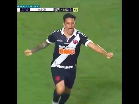 Boavista 0x1 Vasco (gol do jogo)