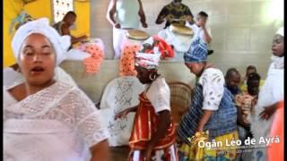 Ilê Ase Olomi Tutu - Odu Ijê de Pedro de Oyá (COMPLETO)