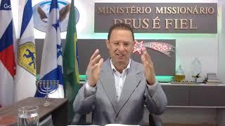 (ORAÇÃO DA MANHÃ) 12 DIAS P/12 MESES DE VITÓRIAS EM 2019.Com o Missionário Marcelo Gomes.