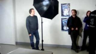 David Hewlett et David Nikl - Scifi Convention  - Février 2010
