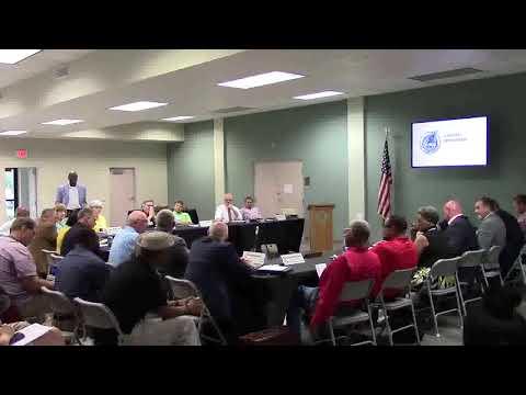 Come to Florida next time --Rick Davis, Task Force Chair