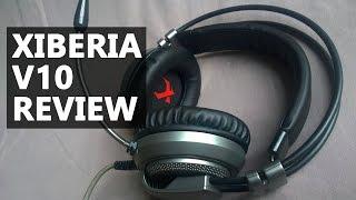 Xiberia V10 - бюджетные компьютерные наушники для геймеров