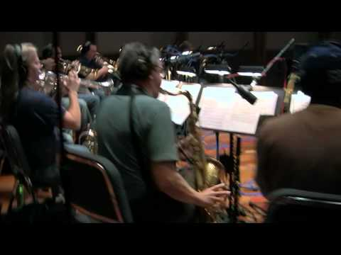 John Daversa Progressive Big Band in the Studio Re...