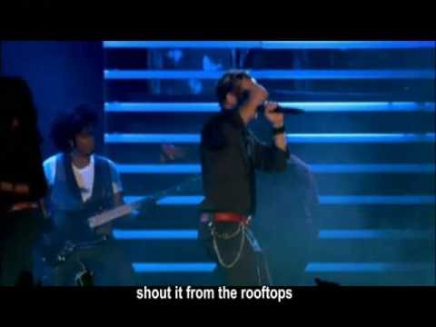 Toby Mac - Yours - Alive and Transported [w/ subtitle]