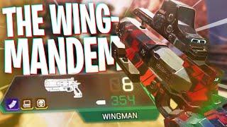 The Wingmandem! - PS4 Apex Legends