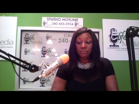Live with Angela Alsobrook Prince George's County Executive