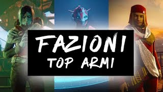 Destiny 2 - TUTTE le ARMI TOP TIER! CONSIGLI!!