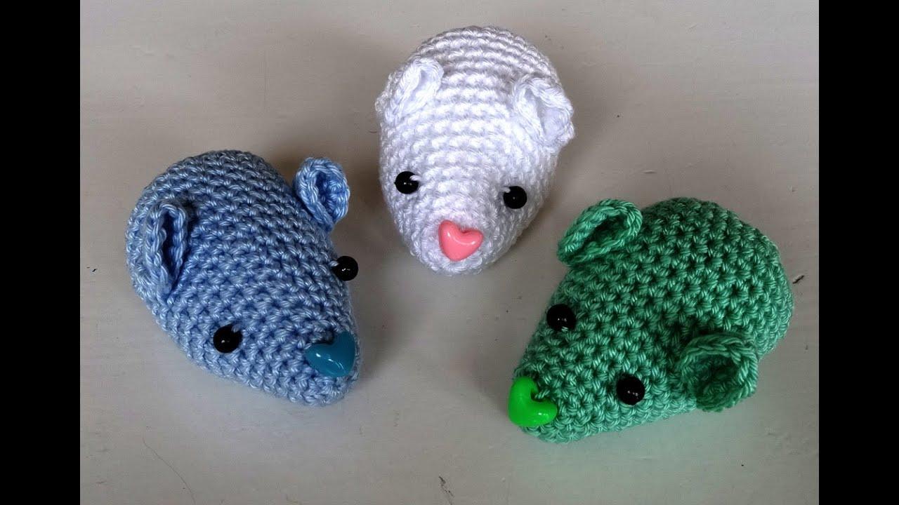 Hamster Haken Crochet Hamster Youtube