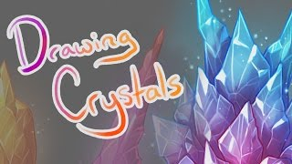 Drawing Crystals