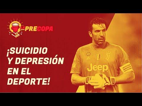 Deportistas deprimidos | La Precopa S2 Ep. 1