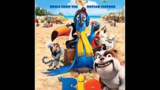 Rio Soundtrack - Funky Monkey #8