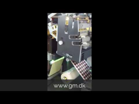 HP Indigo Digital Press Inline With GM DC330 Mini