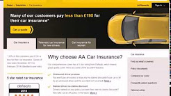 AA Car Insurance | 0843 850 2002 | Contact Phone Number