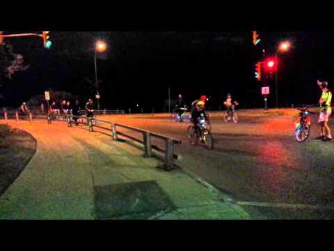 Rainbow Trout Music Festival Bike Jam