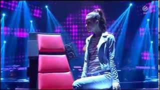 Antonia | Rhythm is A Dancer | The Voice Kids Germany | 20.03.2015