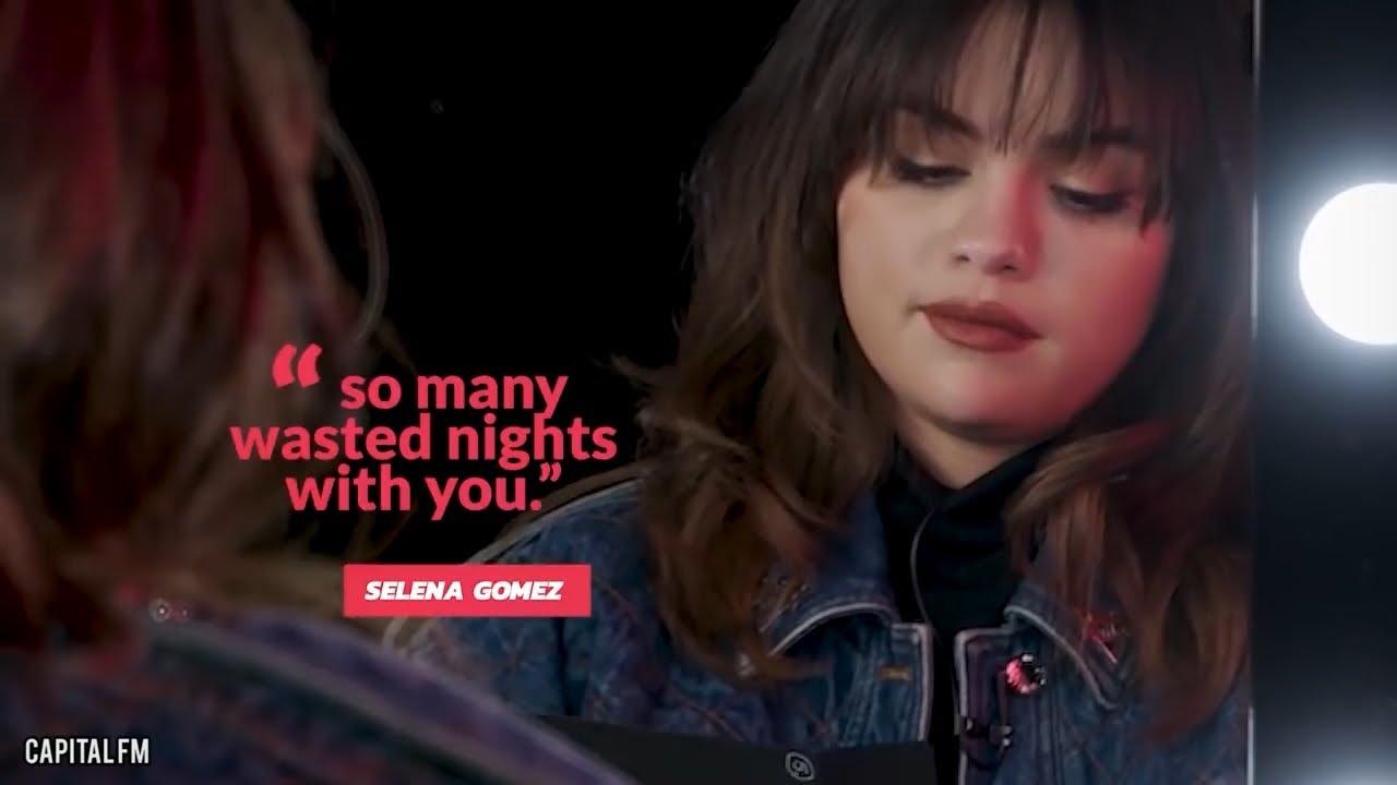 Selena-in  Bieber-a tawngkam a chhanglet