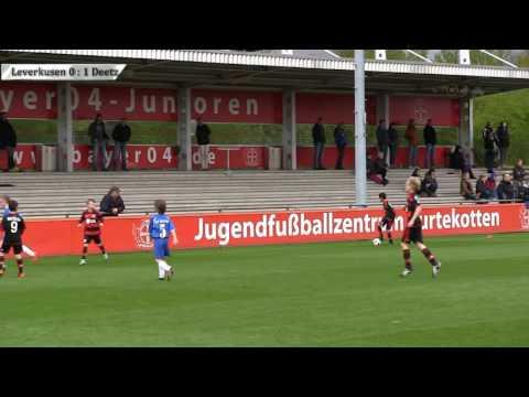 Freundschaftsspiel Bayer 04 Leverkusen U9 vs. FC Deetz E1