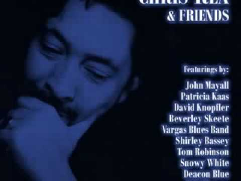 Chris Rea & Vargas Blues Band  Do you believe in love rare