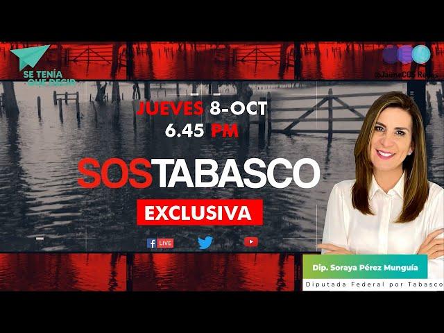 S.O.S. Tabasco