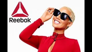 amber rose reveals her new reebok sneaker line muva fuka