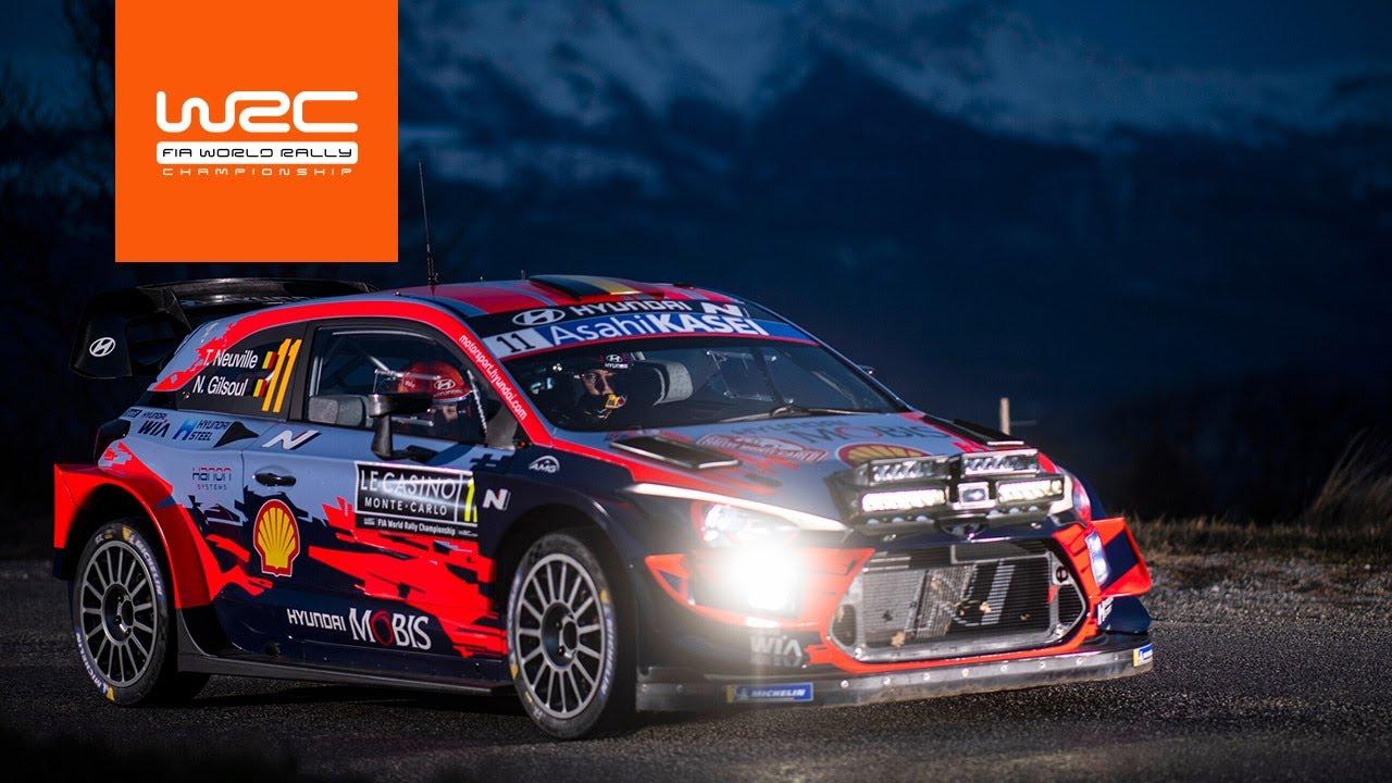 WRC - Rallye Monte-Carlo 2020: WINNER Thierry Neuville