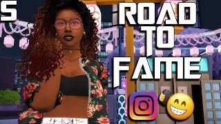 THE SIMS 4 | SIMSELF - ROAD TO FAME | MEET & GREET | PART #5