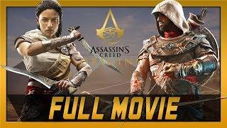 Assassin's Creed Origins (PC)   Full Movie   PC Graphics Mod [1080p 60fps]