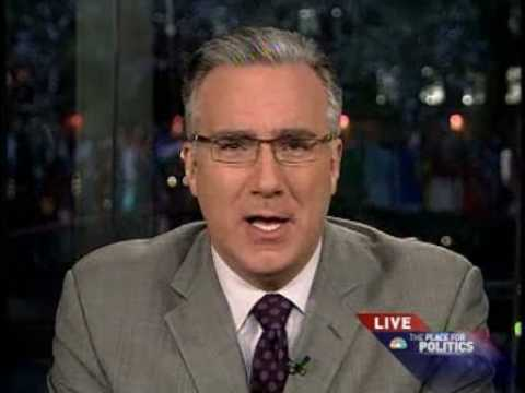Bill-O victimized by vast viewer conspiracy Keith Olbermann
