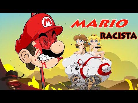 Mario Racista !!! Vídeo Reacción | Macundra