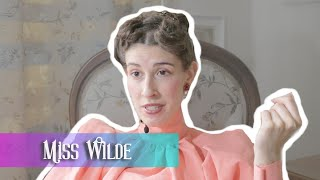 a reality TV feud but it's Victorian