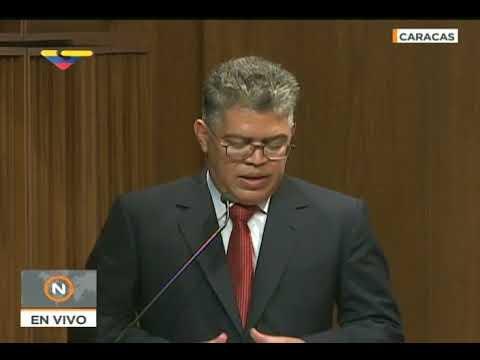 Fiscal General venezolano y Ministro de Educación sobre 912 computadoras educativas robadas