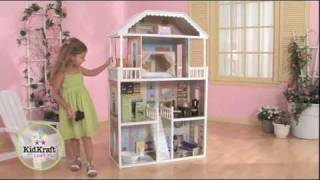 Kidkraft Savannah Dollhouse 65023 - Toy Wooden Playhouse