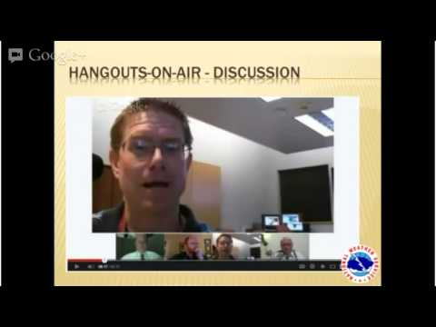 Google Plus Hangouts for NWS offices