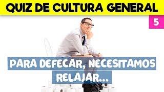 QUIZ DE CULTURA GENERAL - 18 PREGUNTAS DE CULTURA GENERAL ¿CUANTO SABES DE CULTURA GENERAL?