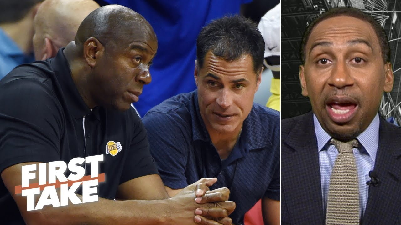 The real problem with Rob Pelinka