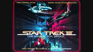 Star Trek III: The Search for Spock [Complete Motion Picture Soundtrack] | Video