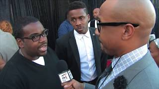 2015 Stellars Red Carpet: Rodney Jerkins, Dottie Peoples, Myron Williams