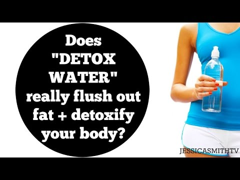 Detox Water for Weight Loss: Can It Really 'Flush out Fat'?