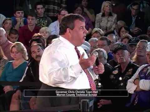 Chris Christie - Making New Jersey More Senior Friendly