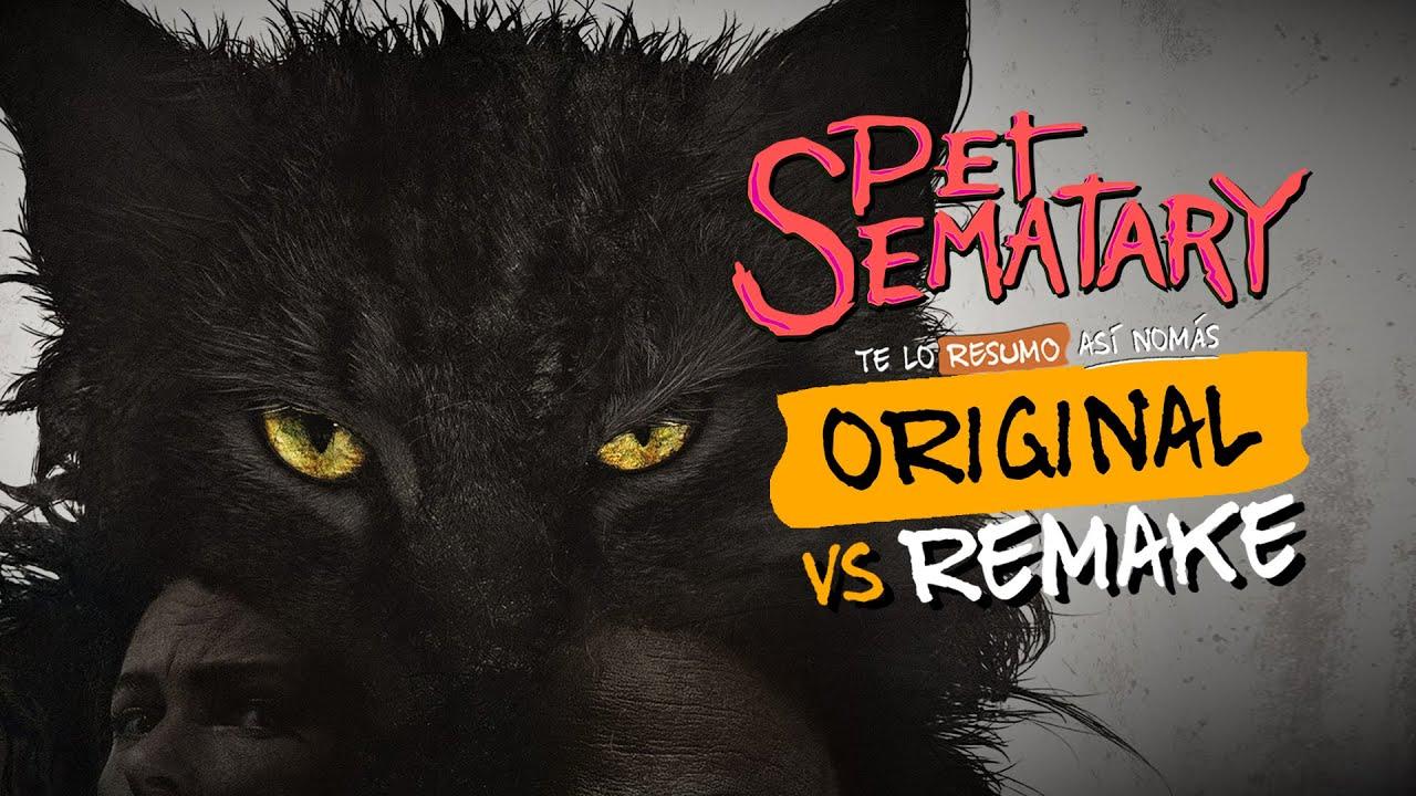 Cementerio De Animales (1989) vs  Cementerio De Animales (2019) | #OriginalVsRemake