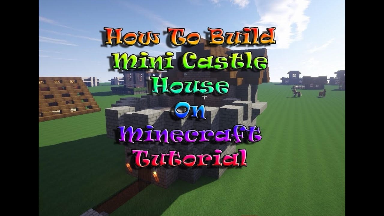 Things To Build In Minecraft Survival Mode - Year of Clean Water