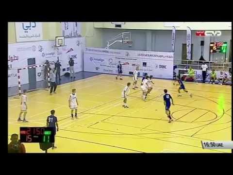 Marseille Provence Handball Dubai 3 Finale