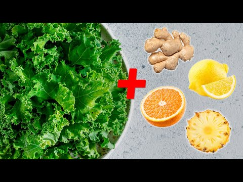Combine Kale With These Foods For Maximum Health Benefits
