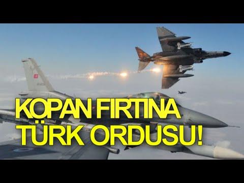 Kopan Fırtına TÜRK Ordusu! - TSK KLİP