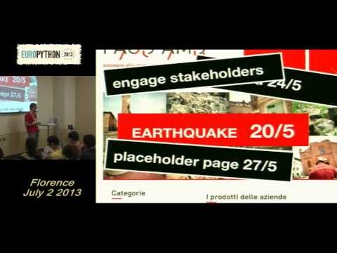 Image from Celery and Social Networks. 5 Things I Have Learned During Earthquake Hackathon.