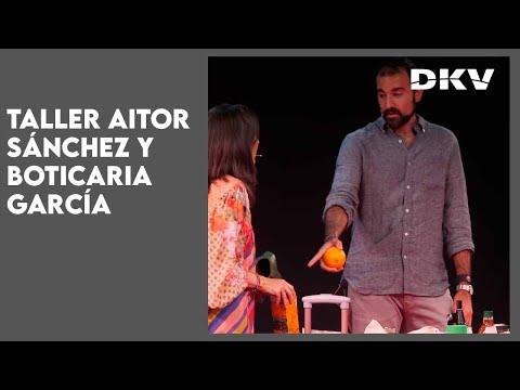 Taller Marian García y Aitor Sánchez en TEDxMadrid