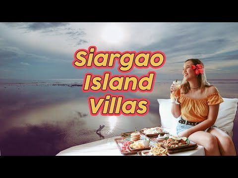 Siargao Island Villas - your go-to resort when enjoying Siargao