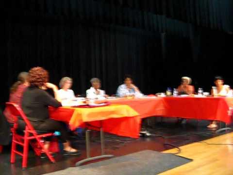 MVI 2007  - East Cleveland Ohio Board of Education - 8/10/15 - Bon Appétit